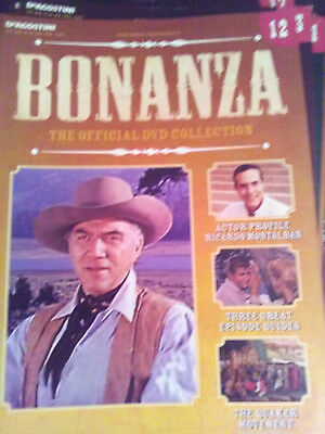Bonanza DVD magazine guide issue 12
