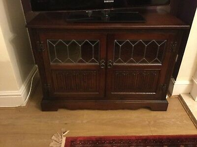 Old Charm Audio/TV Cabinet