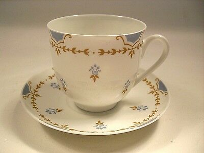 Lomonosov Porcelain Tea Cup and Saucer - Russia
