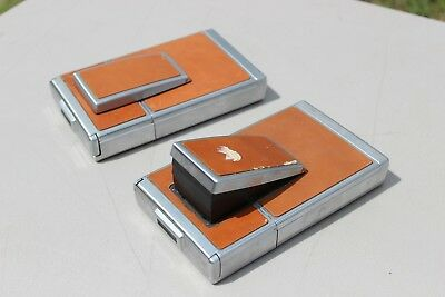 Vintage Polaroid SX-70 Cameras .... 2 Units For parts or Repair.