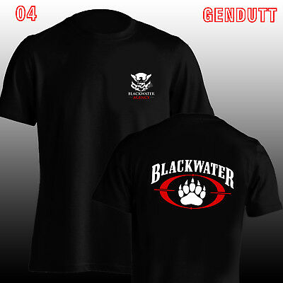 New PRIVATE ARMY BLACKWATER MILITARY MEN T-Shirt S-2XL