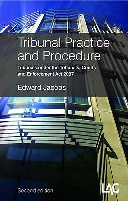 Tribunal Practice and Procedure by Edward Jacobs (Paperback, 2011)