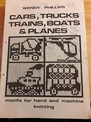 Knitting Machine Punch Cards Patterns Transport Wendy Phillips