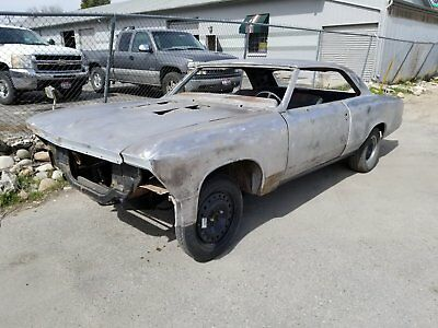 1966 Chevrolet Chevelle SS 1966 Chevelle SS project car