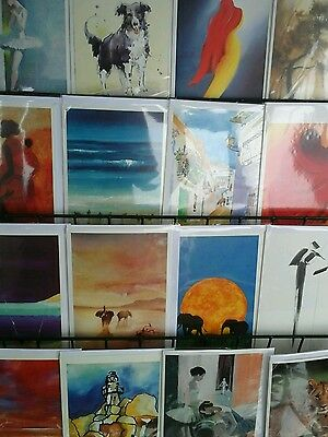 50 x prime arts cards . job lot , wholesale .