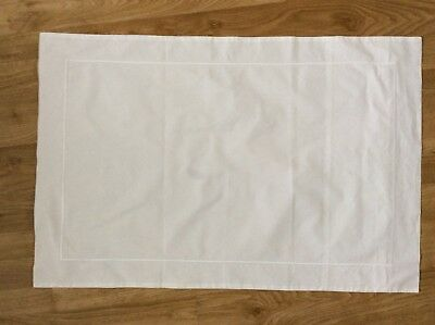 The White Company Cot Bed Pillowcases X 2 New