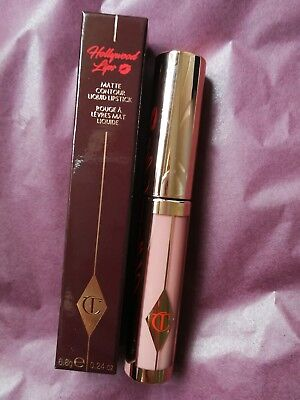 Brand new in box charlotte Tilbury Hollywood Lips in Dolly Bird RRP £24.