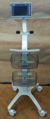 Karl Storz 8403 ZX C-MAC Video Laryngoscope Monitor with Stand and Power Cord