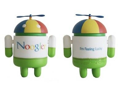 Noogler Android Mini Collectible Special Edition Figure Google  By Jeff Yaksick