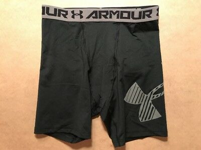 Boys YXL Under Armour YOUTH HG ARMOUR MID COMPRESSION SHORTS 1289960 NEW