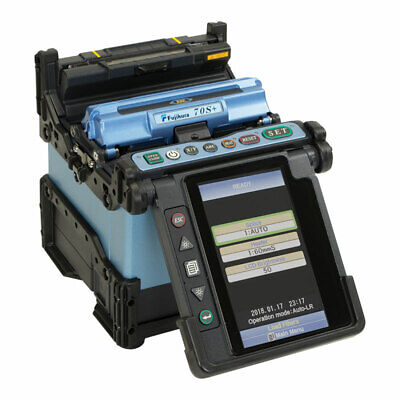 Fujikura FSM-70S Fusion Splicer Japan Original Optical Fiber Splicing Machine