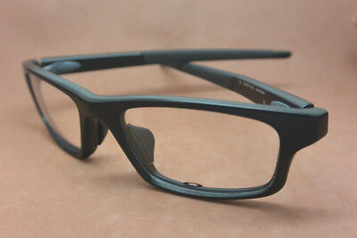 Replacement Glass Frame 4 Oakley CROSSLINK Pitch OX8037 54mm w Temples Black