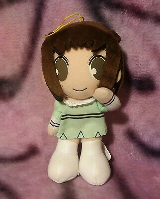 "Fruits Basket KAGURA SOHMA - 7"" Anime Plush Doll - 2001 Funimation *RARE*"