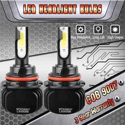 HB5 9007 150000LM LED Headlight Kit for Dodge Grand Caravan 1996-2007 Hi/Lo Beam