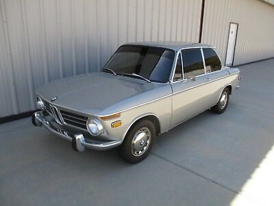 1969 BMW 2002  1969 BMW 2002, 4 speed, Solid California Car, not Tii or Turbo or Baur.