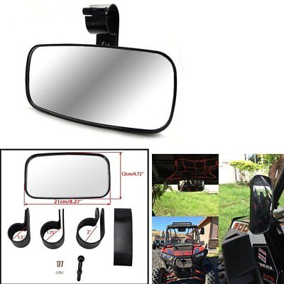 For Off Road Center Mirror Rearview Mirror Adjustable Wide Rear Clear View