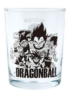 Dragon Ball Saiyan Arc Shot Glass Ichiban Kuji Dragonball Thank You 30th Prize I