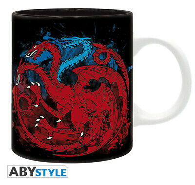Game Of Thrones Targaryen Viserion Dragon Mug Tasse ABYSTYLE