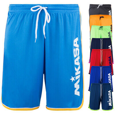 Mikasa CRYSTAL Shorts Herren Volleyball Hose Beachvolleyball Beach Männer Short
