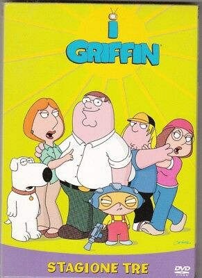 I GRIFFIN - stagione 3 DVD