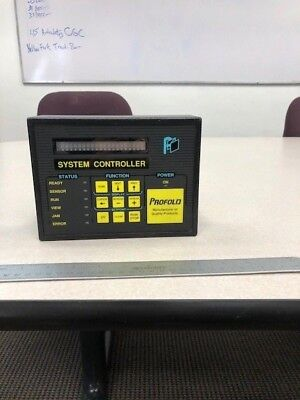 Profold System Controller