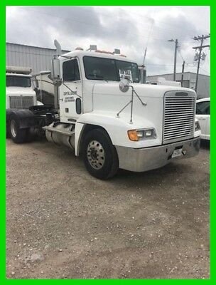 1993 Freightliner FLD120,Detroit Series 60,9-Speed Manual,AC,Cruise Control
