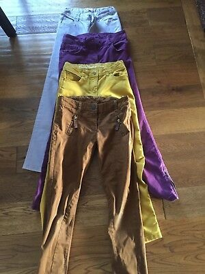 girls gorgeous jeans bundle age 11yrs Next, Blue Zoo & candy couture ex cond.