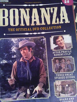 Bonanza magazine DVD guide issue 23