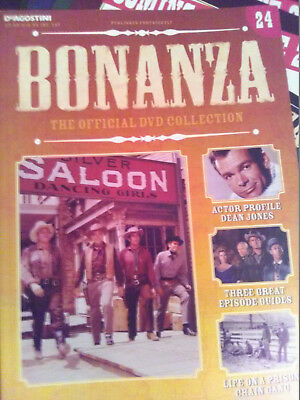 Bonanza magazine DVD guide issue 24