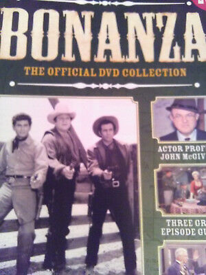 Bonanza magazine DVD guide issue 26
