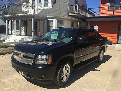 2007 Chevrolet Avalanche LTZ 2007 CHEVROLET AVALANCHE 5.3l   ALL OPTIONS INCLUDED ON THIS VEHICLE. NO RESERVE