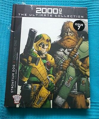 2000Ad Ultimate Collection Issue 7 Strontium Dog
