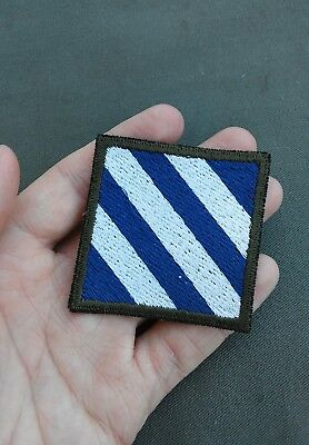 NICE WWII US Army 3rd infantry division theater made patch