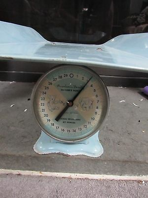 Vintage American Family Nursery Scale White 30 lb.