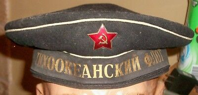 WWII Russian Sailors Hat