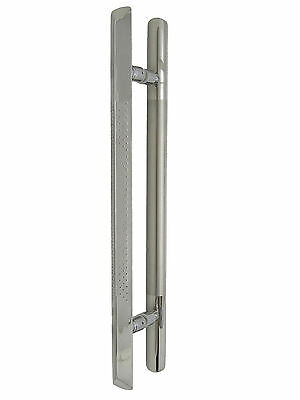 Triangular Profile  Stainless Steel front entry Entrance Door pull Handle 600mm