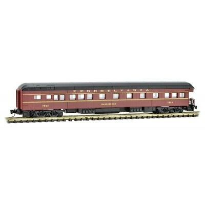 Micro-Trains Z Business Car Pennsylvania Railroad Rd#7503 MTL55600020