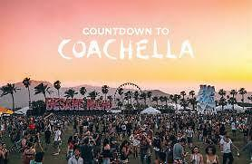 1-8  Coachella 2019 Weekend 1 Tickets -  GA - 3 Day Pass