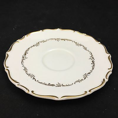 Vintage Royal Doulton Saucer Plate-Bone China-Made In England-Richelieu H. 4957
