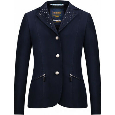 Cavallo Chantilly Kids Jacket Competition Jackets - Deep Blue All Sizes