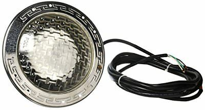 78451100 amerlite 15' cord 500w 120v with stainless steel face ring