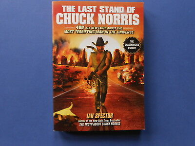 ## The Last Stand Chuck Norris - Ian Spector