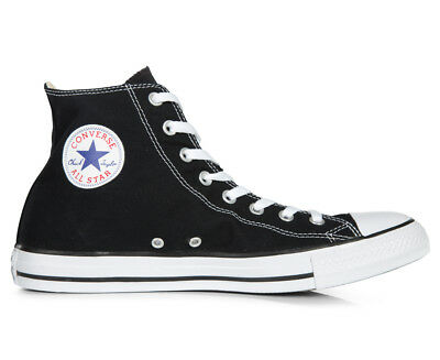 Converse Chuck Taylor Unisex All Star High Top Shoe - Black