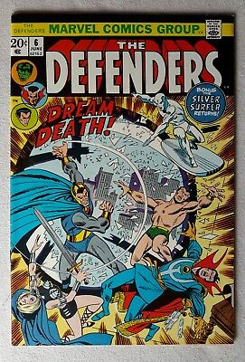 Marvel comics.'The Defenders ' #6,#24. 1973/75. Very Fine / 8.0.