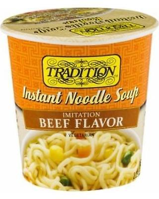 Bulk Buy -  Tradition Beef Flavour Cup Soup 12 x 64Gr