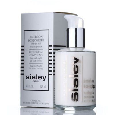 Brand-new sealed Sisley Emulsion Ecologique day and light all skin types 125ml
