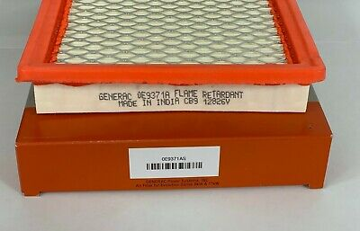 Generac 0E9371A  0E9371As Air Filter  *** Free Same Day Shipping See Details***
