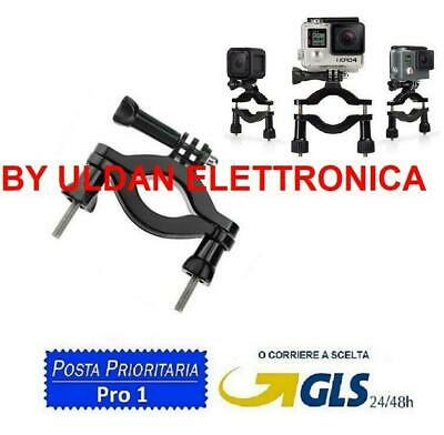 Go Pro Hero Pro Seat Mount Supporto Attacco Sella Accessorio Originale Other Cycling