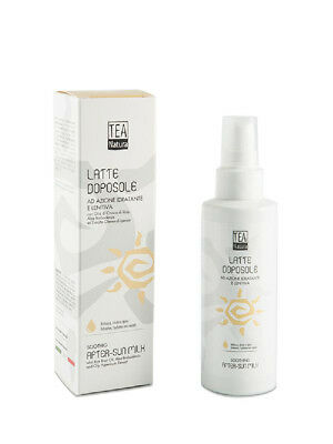 Latte doposole biologico lenitivo Tea Natura - 150 ml