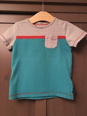 Ted Baker Boys T-Shirt Age 2-3 years
